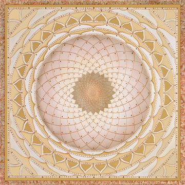 Or Wheel Mandala