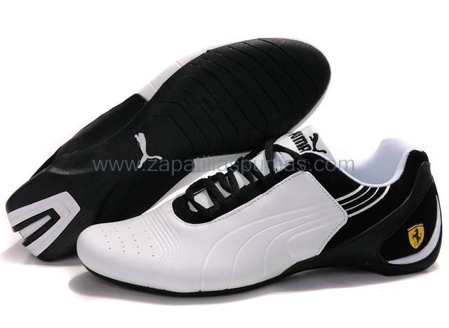 f995e56bfd3 Comprar Puma Repli Cat Hombres Negro Blanco Online