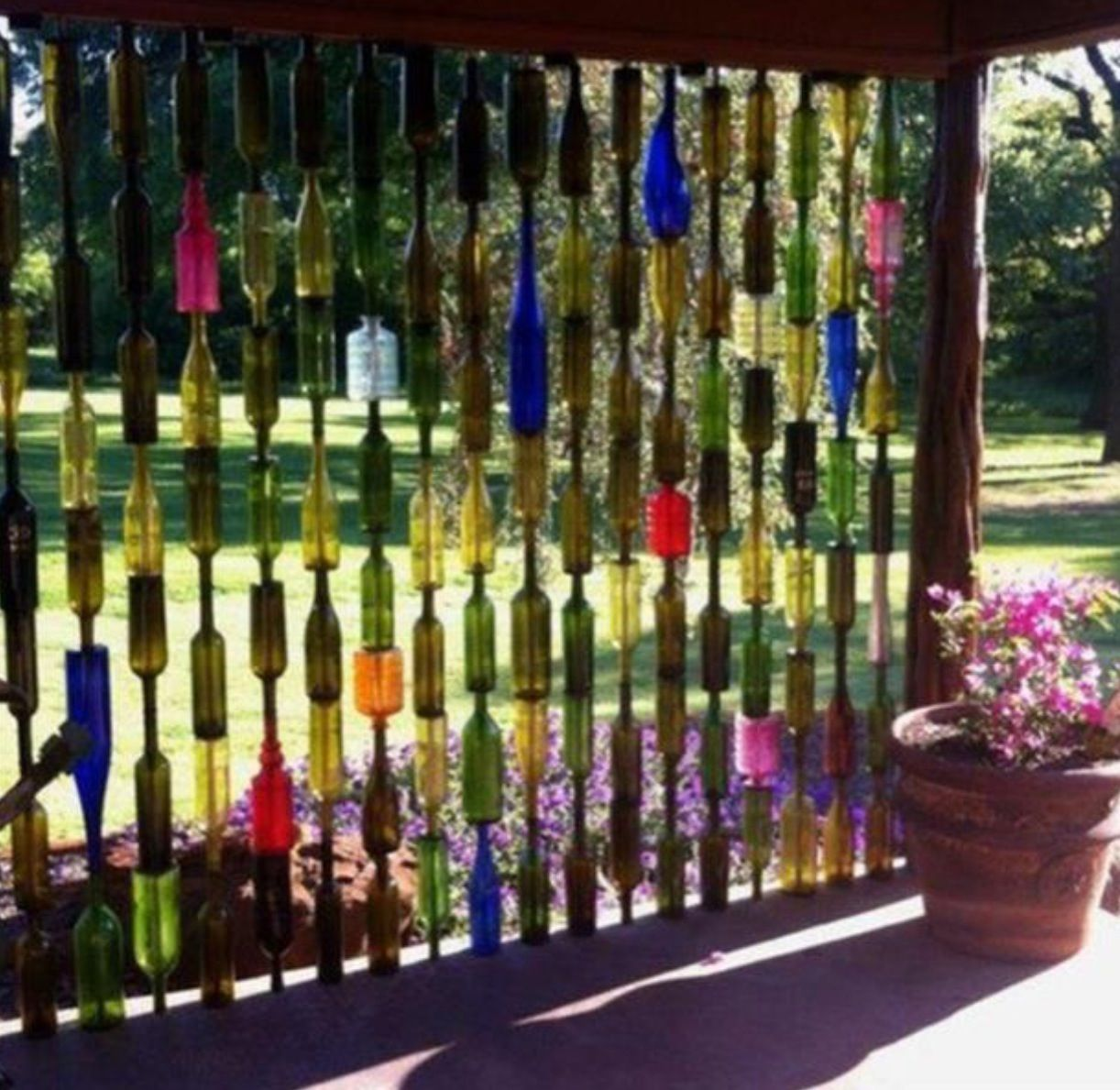 Love this ideat pinterest yard art yards and house