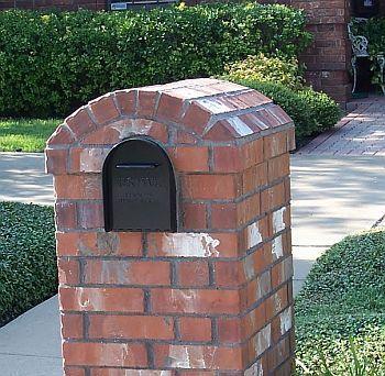 Understanding Brick Mailbox Construction Fundamentals Brick