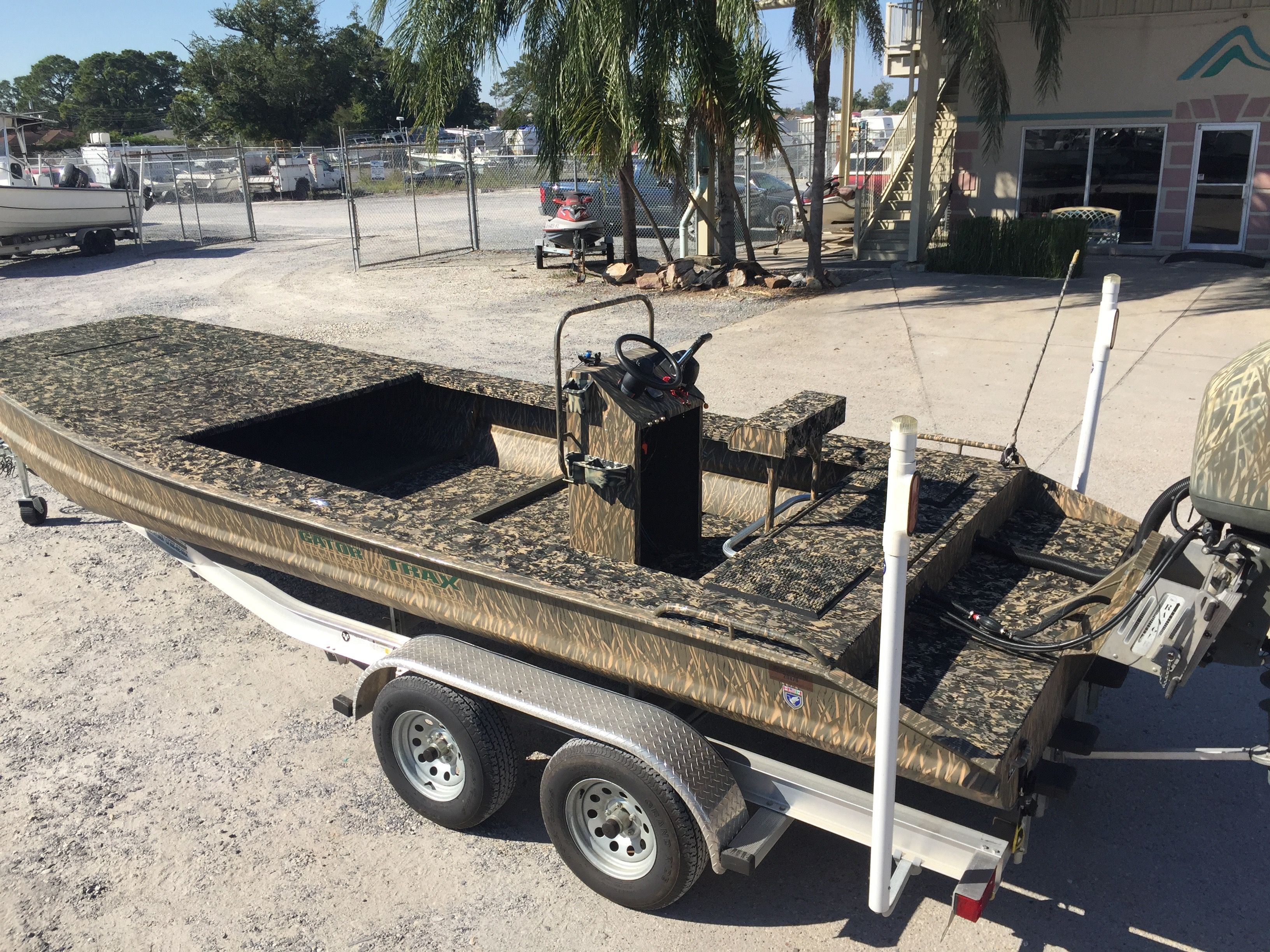 2015 Gator Trax 20X70 F250 Gone The Hull Truth Boating and