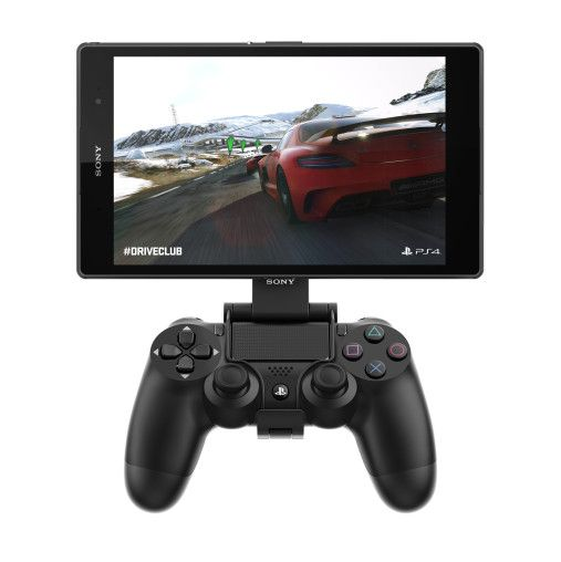 Popular Xperia Z Tablet Compact Plays Nicely with the PS DualShock Controller