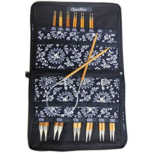 ChiaoGoo Spin Interchangeable Knitting Needle Set Complete * Be sure to check out this awesome product.Note:It is affiliate link to Amazon.