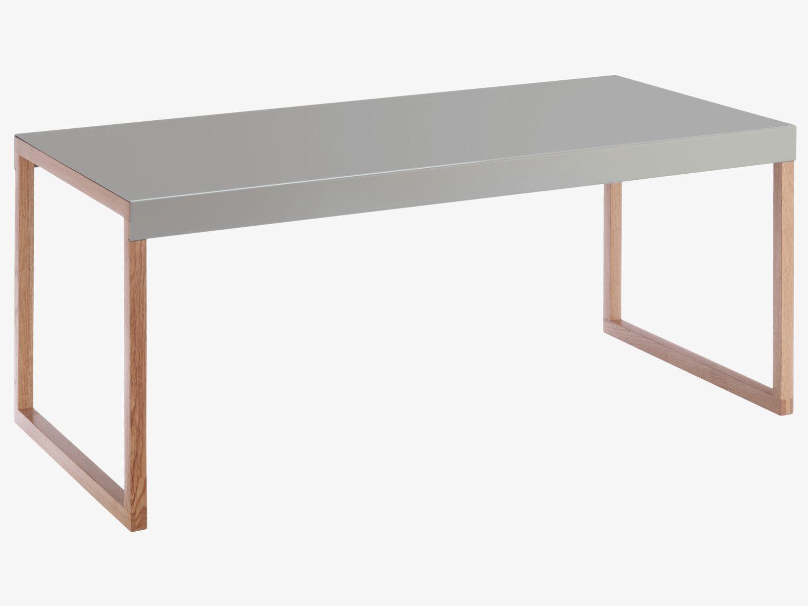 KILO GREYS Metal Grey metal coffee table HabitatUK £35
