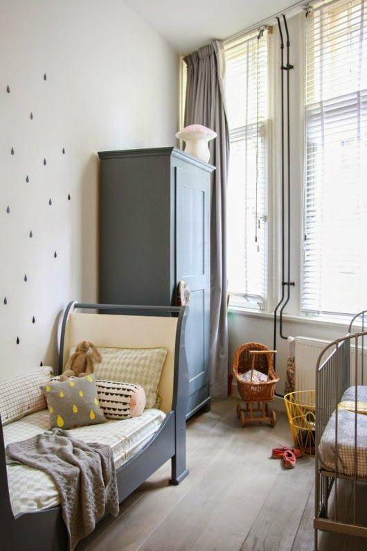 87 idee per stanze ragazzo grigio Décoration chambre
