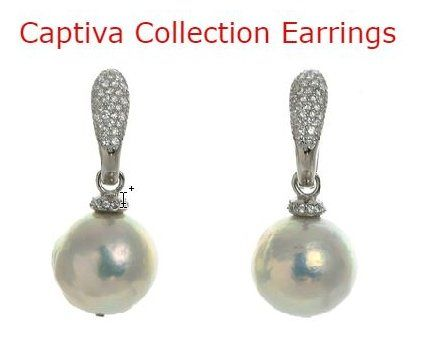 Naughton Braun Captiva Pearl Earrings Worth 250 00 Is The Prize How Much