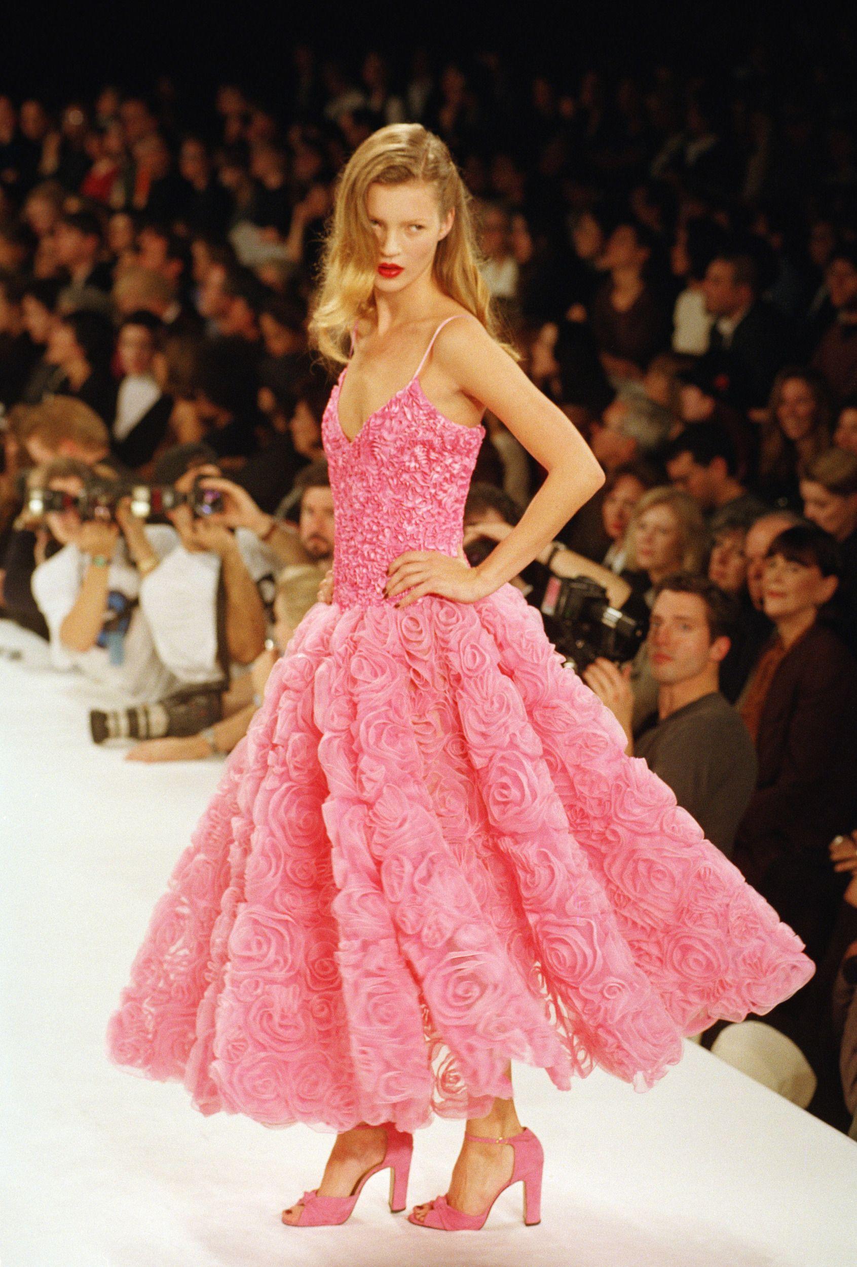 Kate Moss - Isaac Mizrahi Spring 1995 | Inspiration Design (Fashion ...