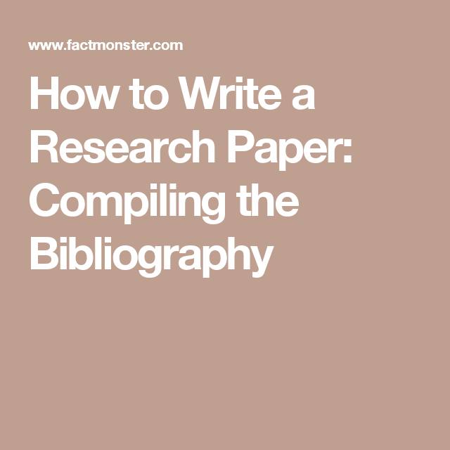 Paper thesis and outline