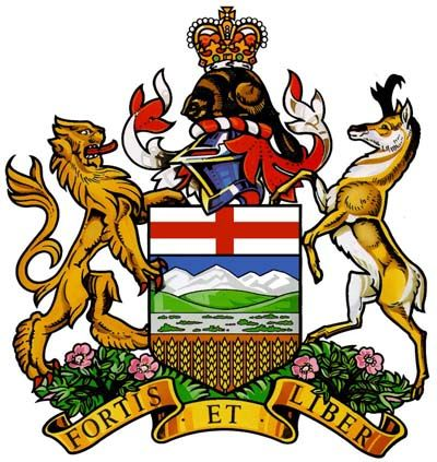 19+ Alberta coat of arms coloring page free download
