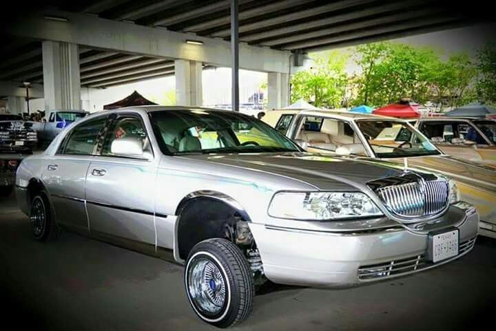 Lifted Lincoln Towncar Lowrider Lifestyle Pinterest Lincoln