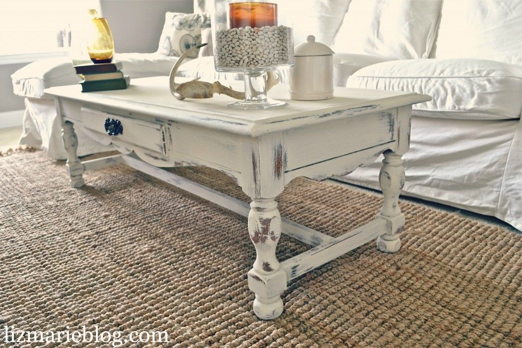 Shabby Little Coffee Table Shabby Chic Room Shabby Chic Decor