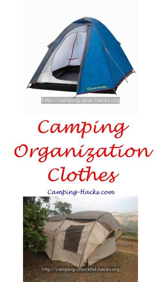 Rustic Camping Hacks