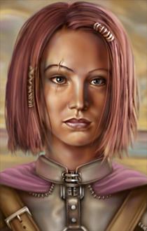 Imoen (Baldur's Gate II)