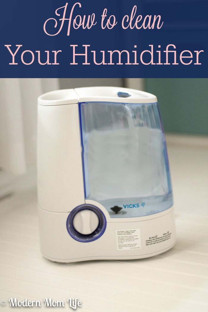 Easy Way To Clean A Humidifier How To Clean Humidifier Keep It Cleaner Humidifier