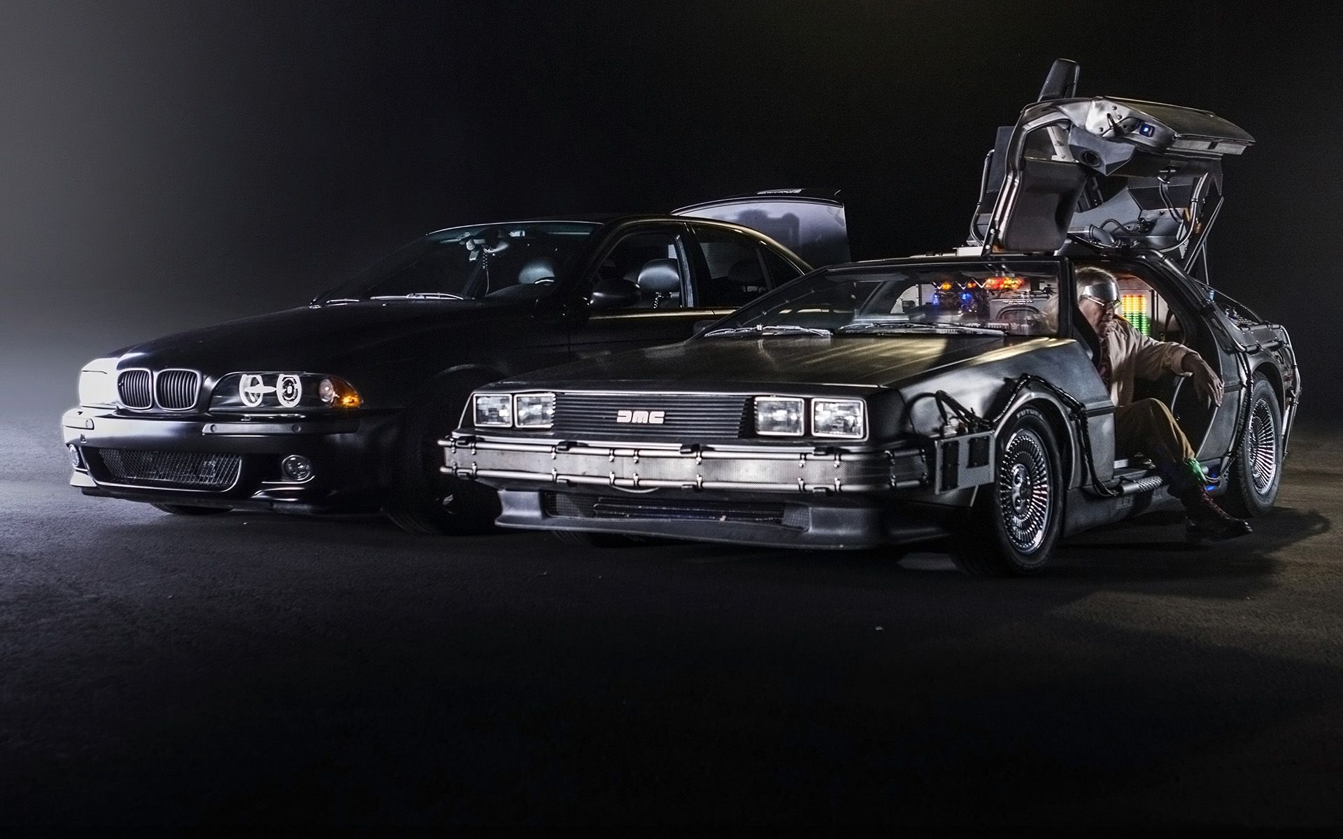 Delorean Wallpapers 7 1920 X 1200