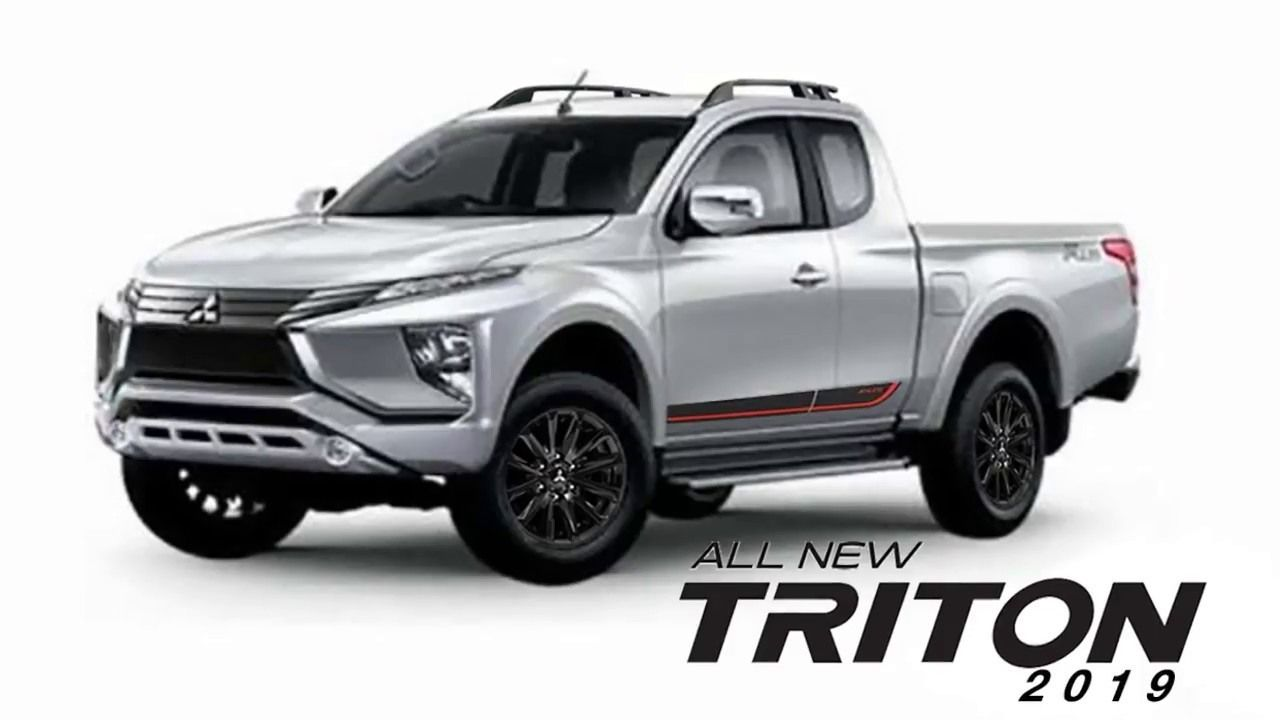 2019 Mitsubishi Tritons Interior Exterior And Review In 2020