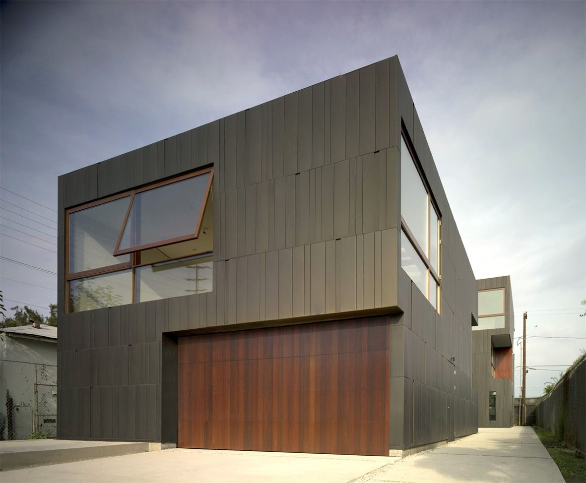 private residence in los angeles ca studio architects On architecture zinc