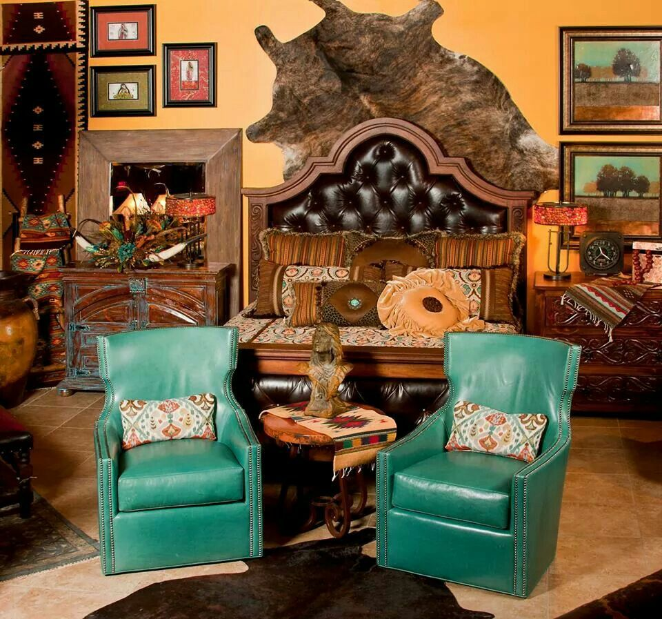 Adobe interiors ft worth tx living room rustic - Interior design firms fort worth tx ...