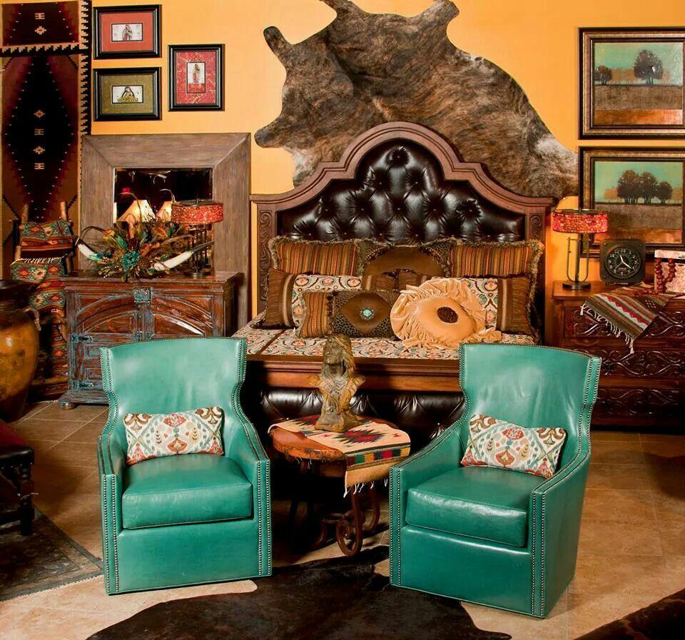 Bedroom Fort: ADOBE Interiors, Ft Worth, Tx