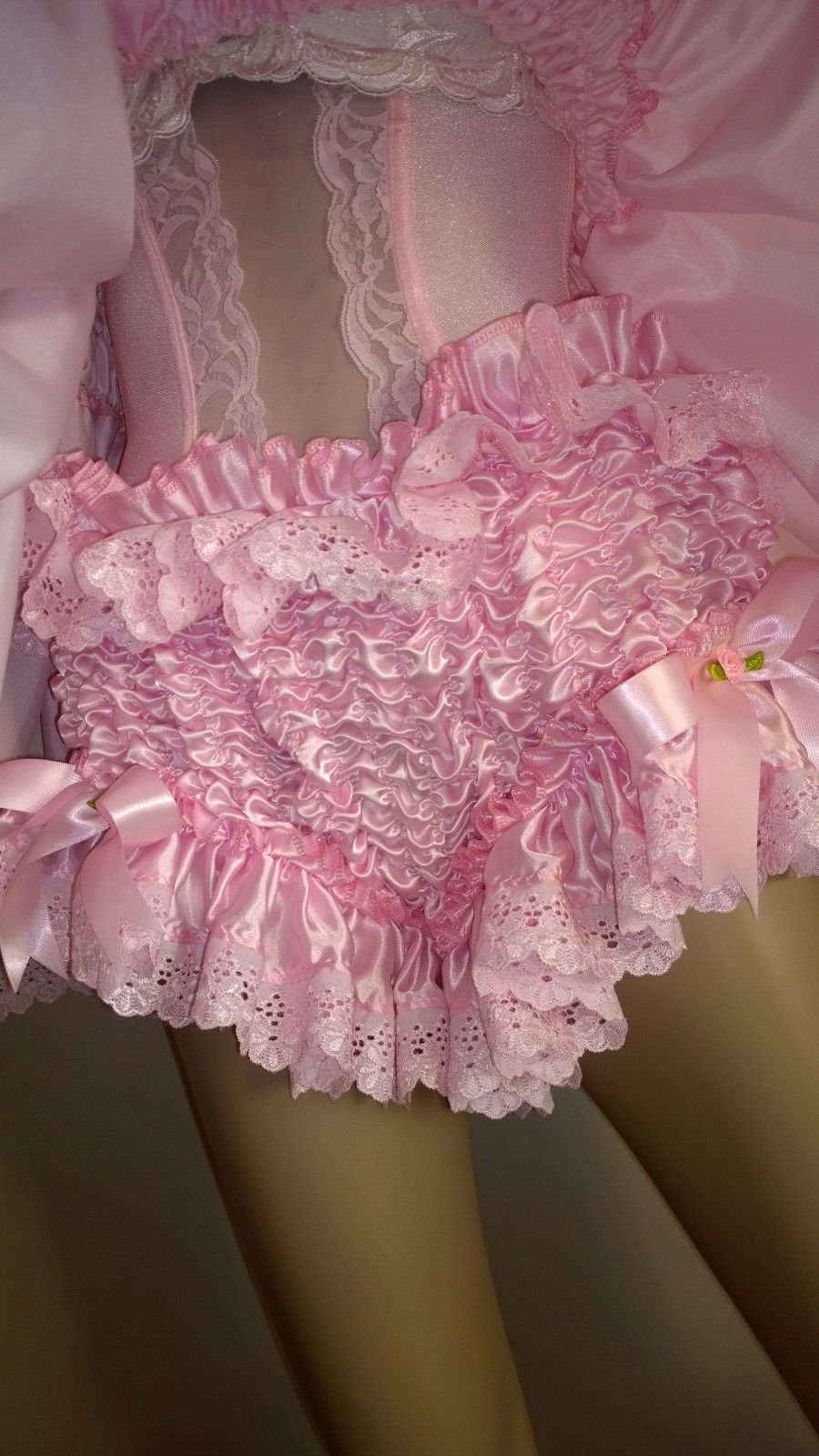 Frilly Sissy Tumblr intended for prissy sissy maid adult baby cdtv lolita mincing babydoll pink