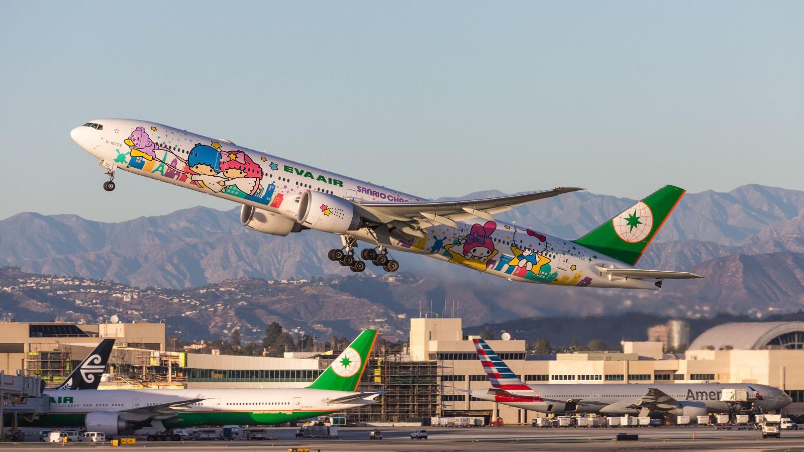 Khuyến mãi của hãng EVA Airline đi Mỹ và Canada vô cùng