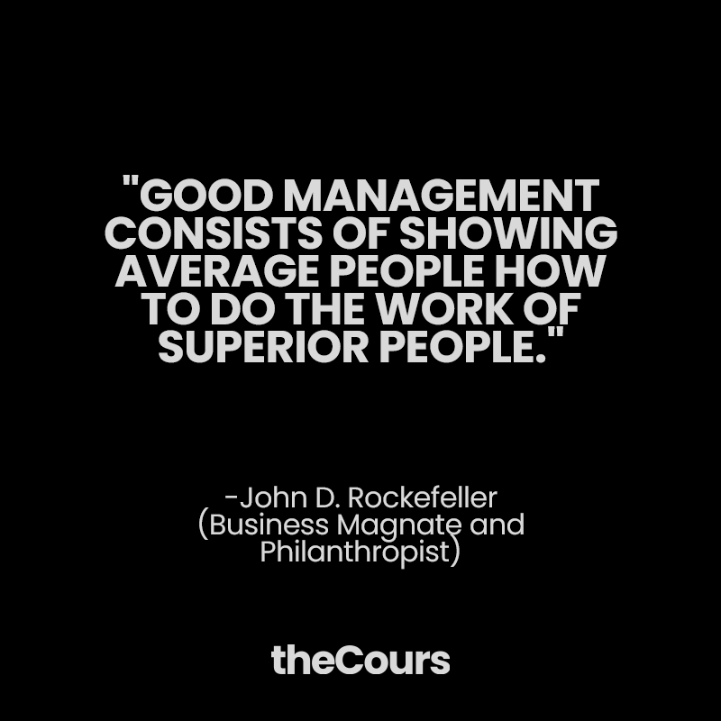 20 Of The Best Quotes From The Top Managers In The World Manager Quotes Quotes Best Quotes