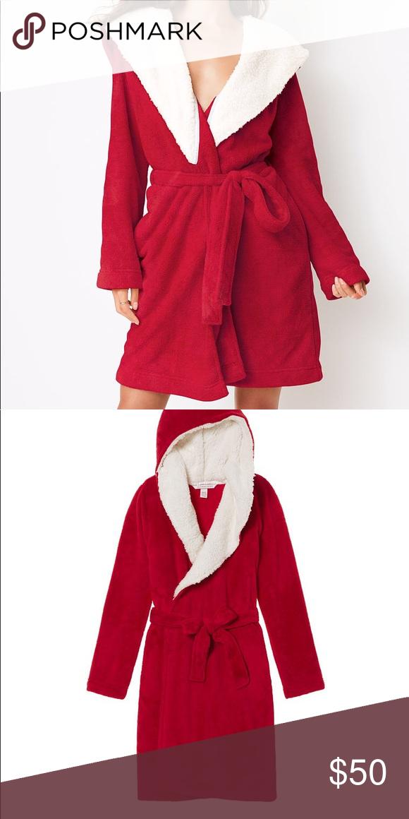 Victoria\'s Secret Cozy Robe BNIOP Size XS-S Victoria\'s Secret ...