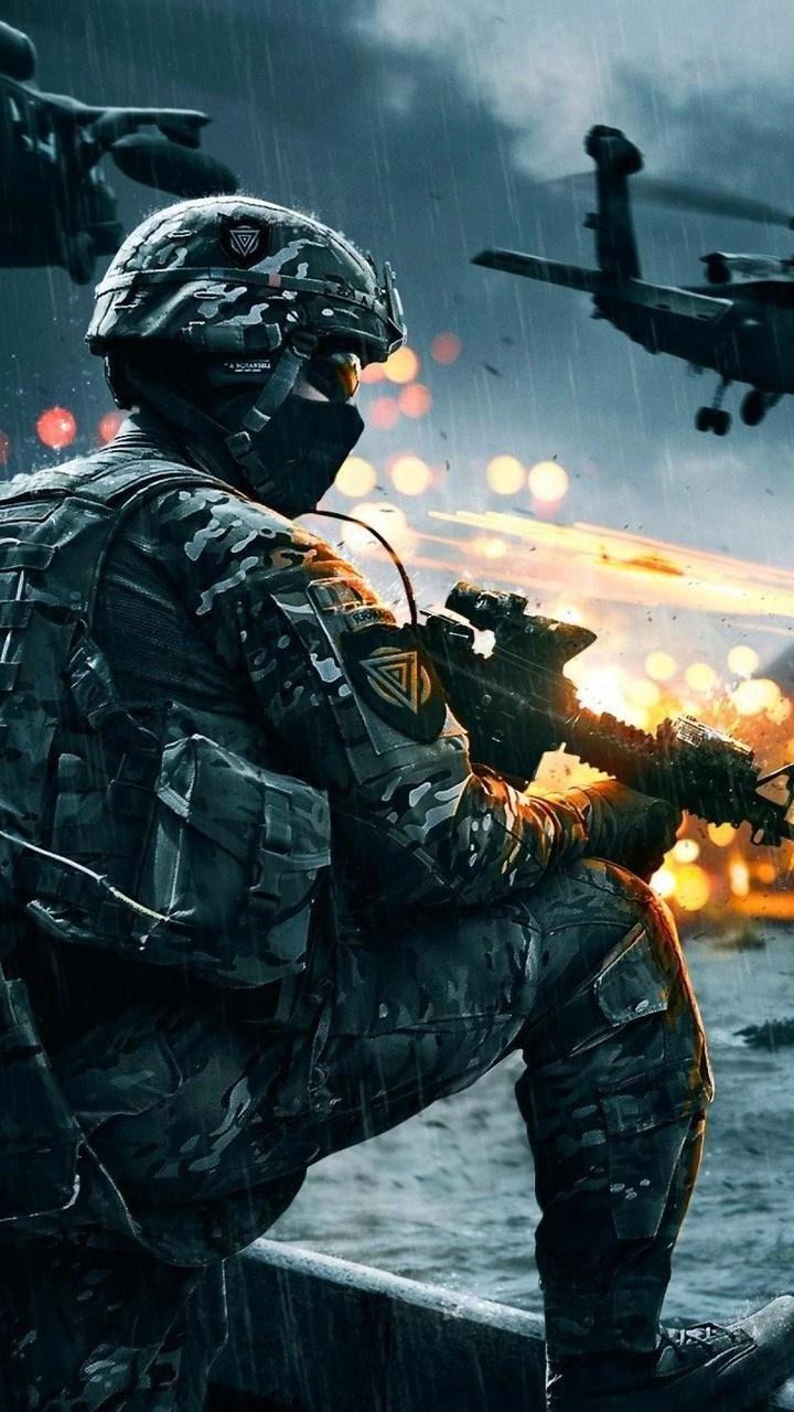 Download Battlefield 4 Wallpaper by GanMan7 fa Free on