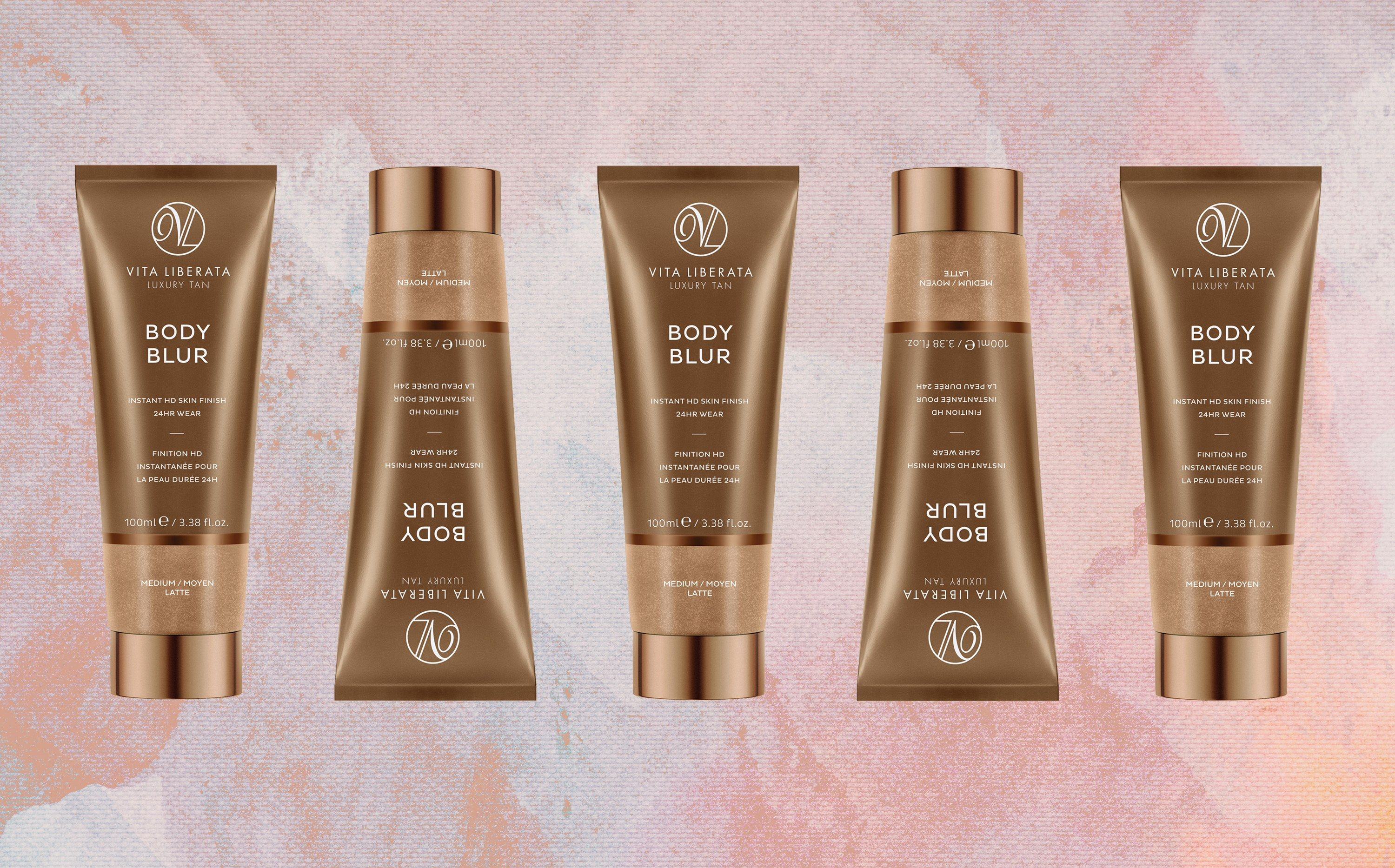 Vita Liberata Body Blur Instant HD Skin Finish Review