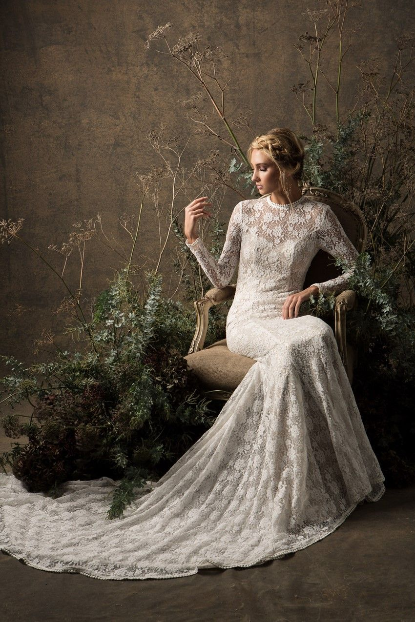 Cloud nineu the stunning new bridal collection from dreamers