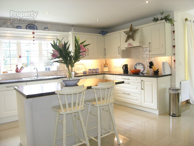 2 Rossdowan Meadow, Bangor kitchen Bangor, Property for