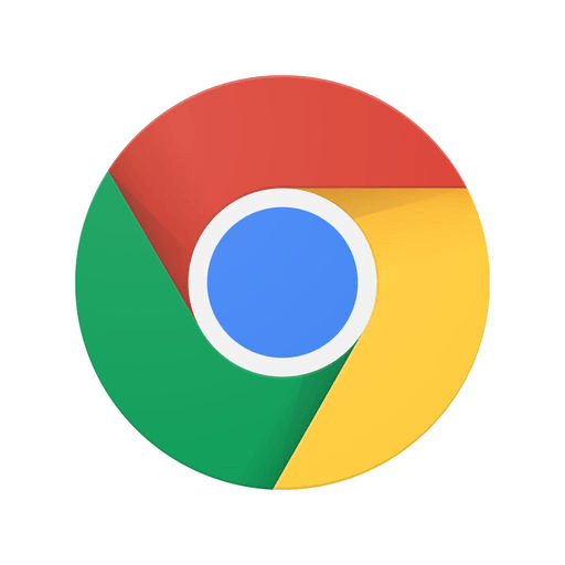 chrome web browser by google app icon icon google