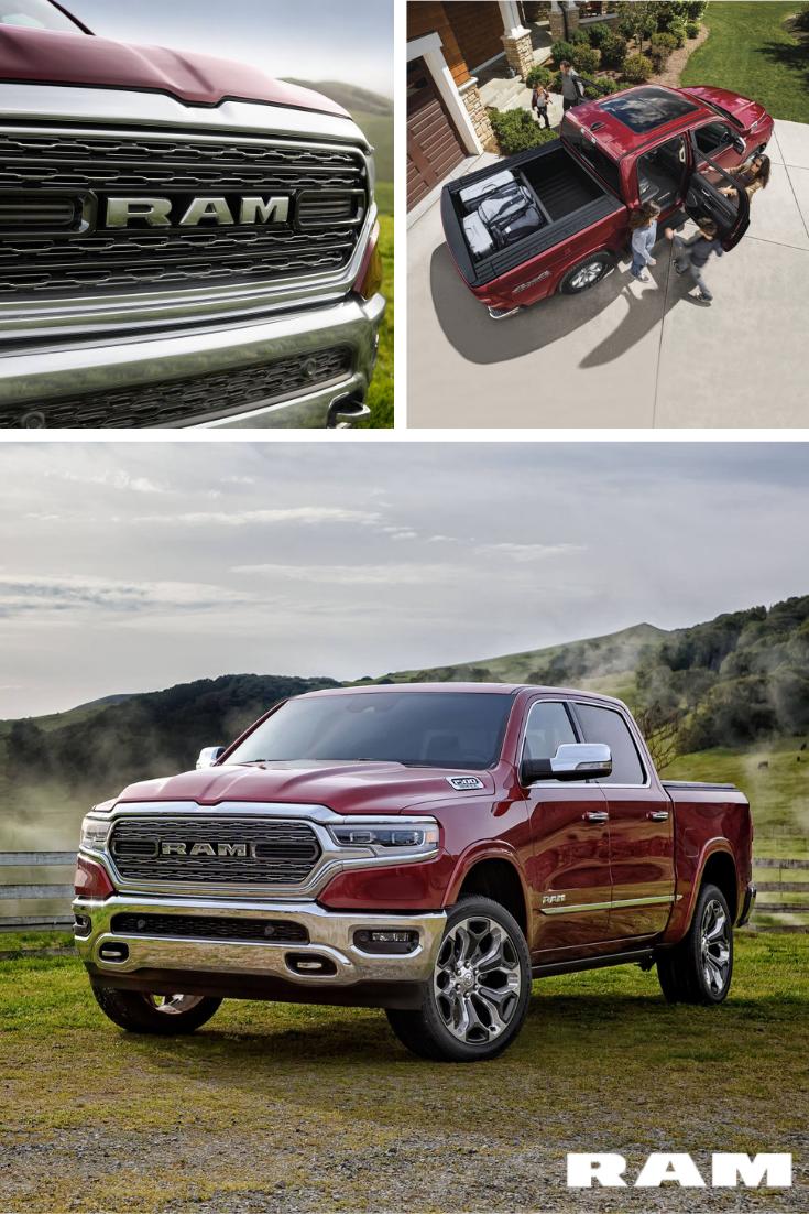 All New Ram 1500 In 2020 Dodge Trucks Ram Pickup Trucks Dodge Pickup
