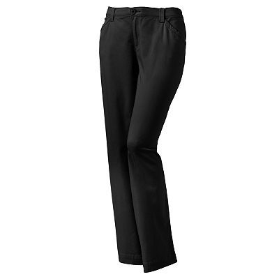 Lee Comfort Waist Straight Leg Pants - Women's Plus | PLUS SIZE ...