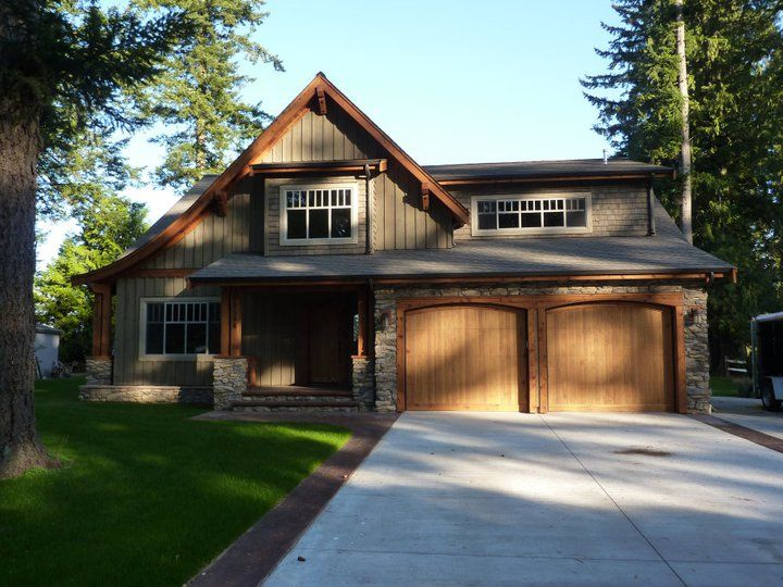 House Design Pacific Northwest Coast Home Google Search House Design Custom Built Homes House Styles