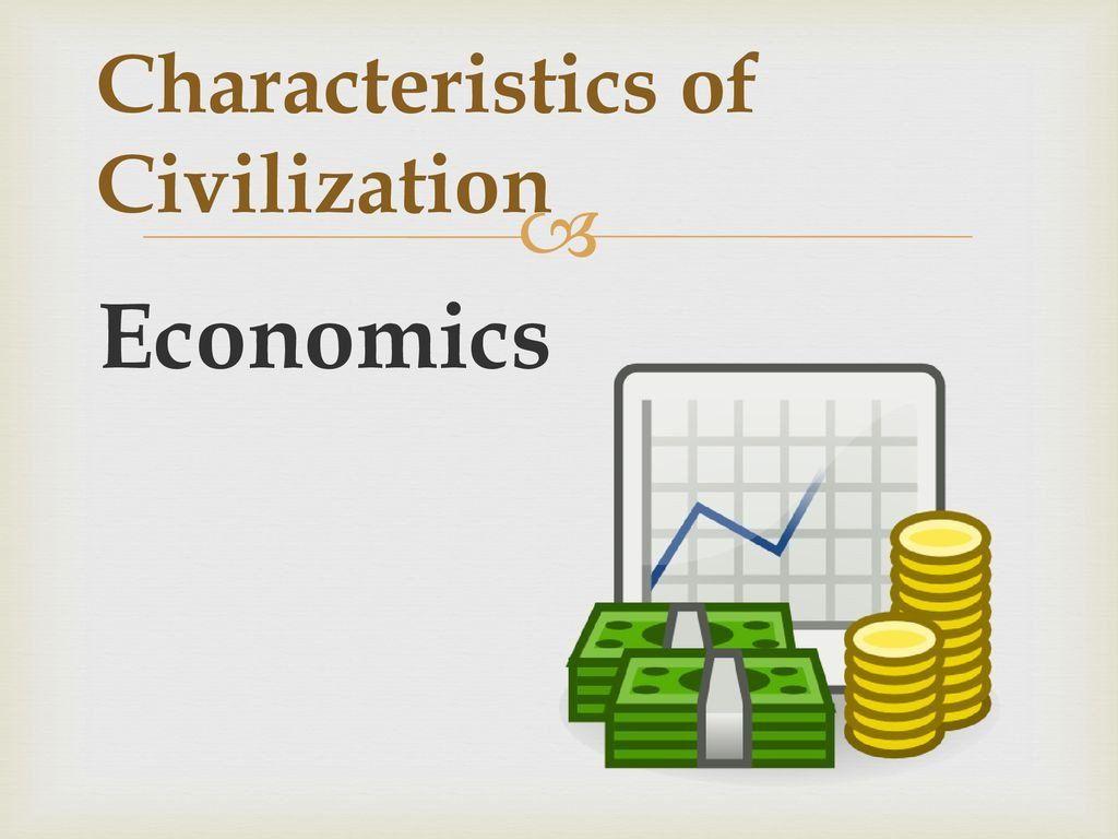 Characteristics Of Civilization Worksheet Characteristics