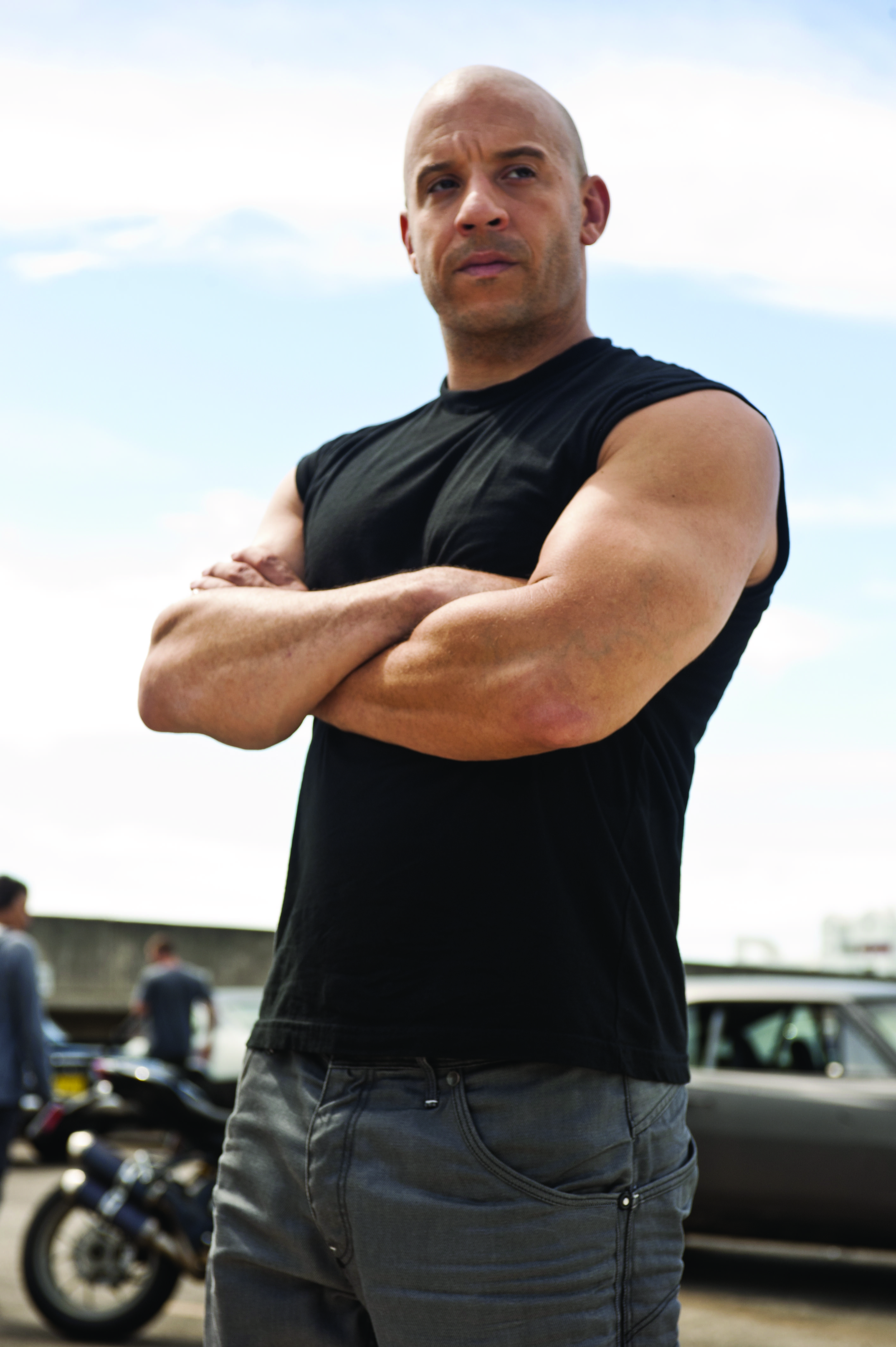fast 5   FAST FIVE Movie Images FAST AND THE FURIOUS 5 Images   Collider bc895d0b8d
