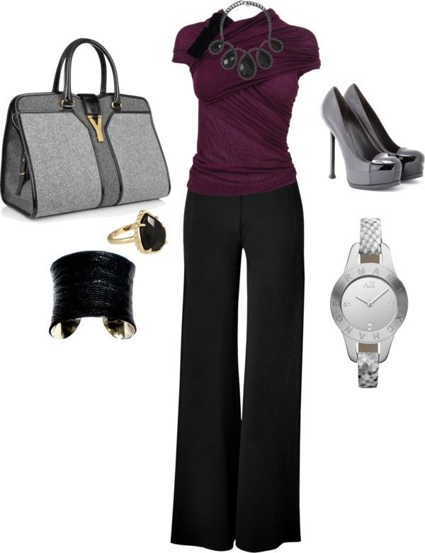 Polyvore Outfits Business Business Attire Quot By Makalii On