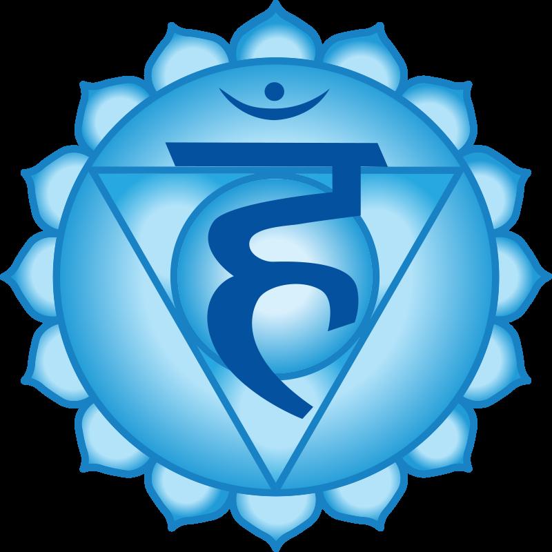 throat chakra symbol 5th chakra vishuddha chakra