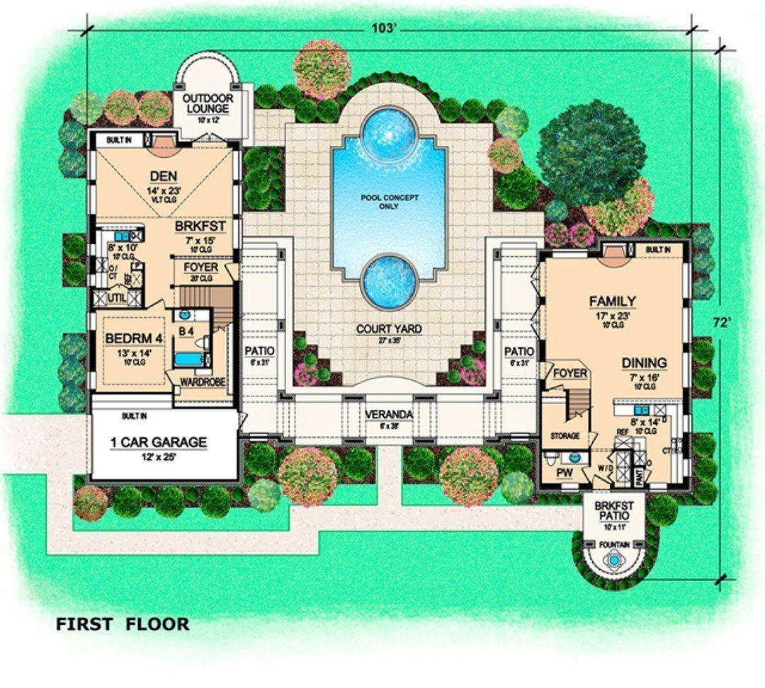 House Plan 015 892
