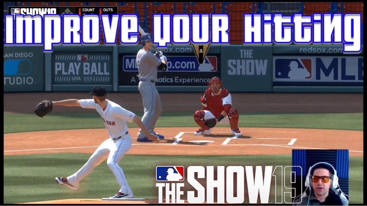 Improve Your Hitting Mlb The Show 19 Mlb The Show Improve Improve Yourself