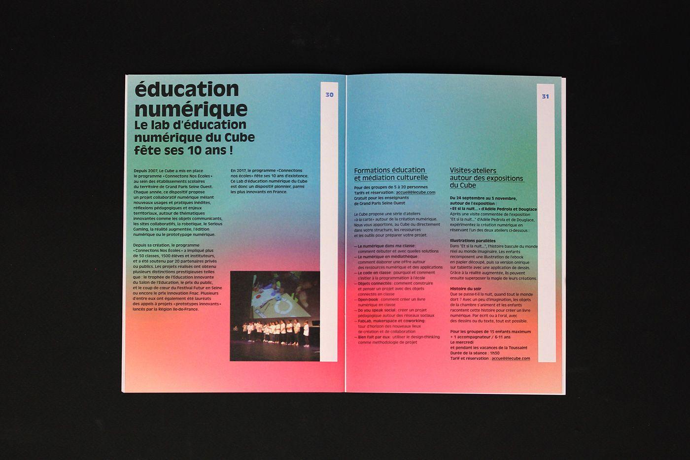 Abm Studio Cubes Livre Numerique Design Editorial