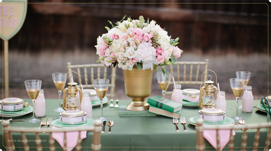 Wedding Colors Mint And Gold