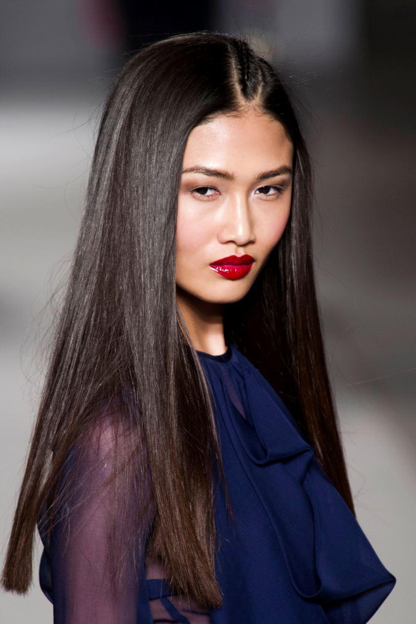 Capelli lunghi 2019: i nuovi tagli di moda   Tagli capelli ...
