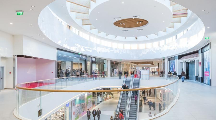 Centro commerciale a Gorizia. Esperienza innovativa e tecnologia | LegnoOnWeb