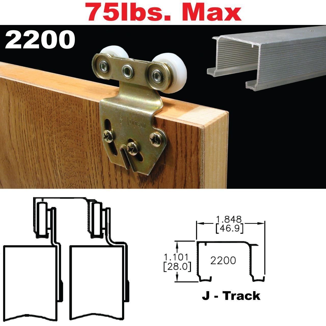 Picture Of 2200 Sliding Bypass Door Hardware Sliding Cabinet Door Hardware Cabinet Door Hardware Sliding Door Hardware