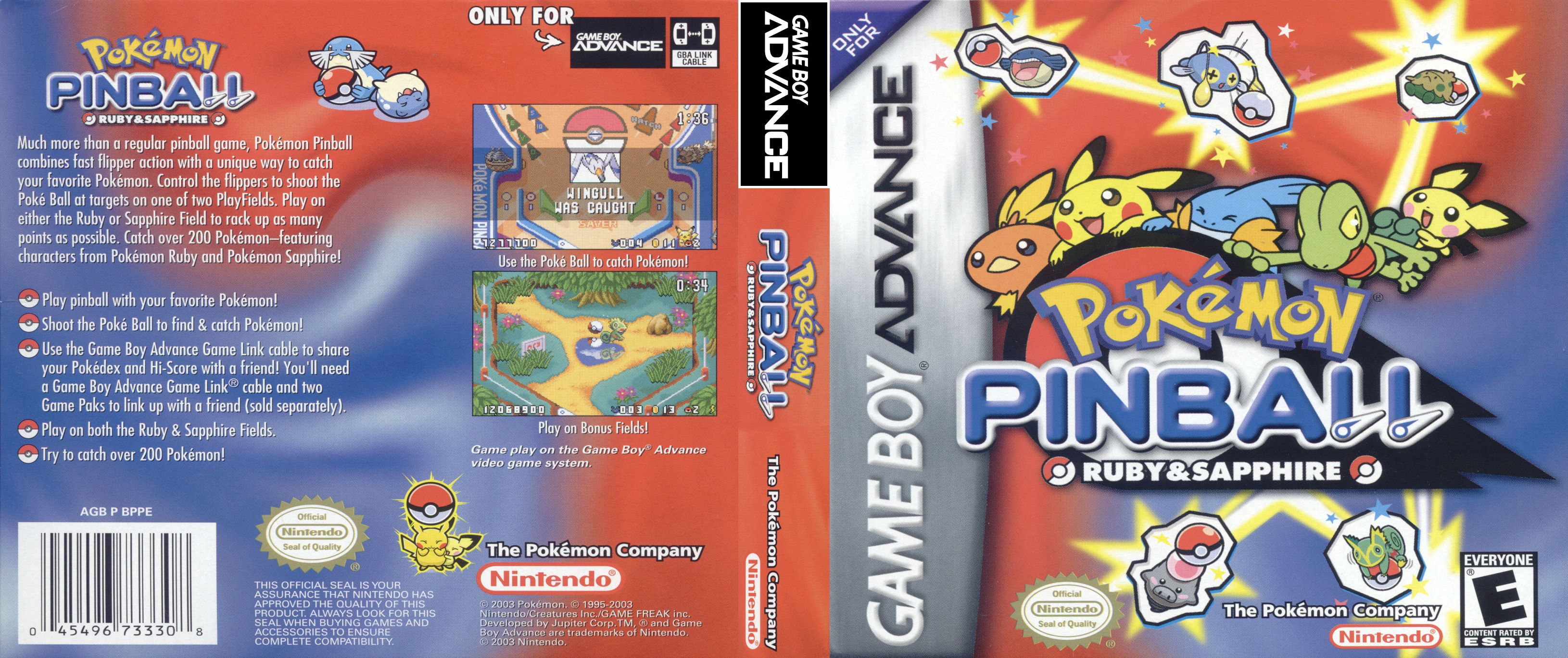 Pokemon sapphire gba rom download
