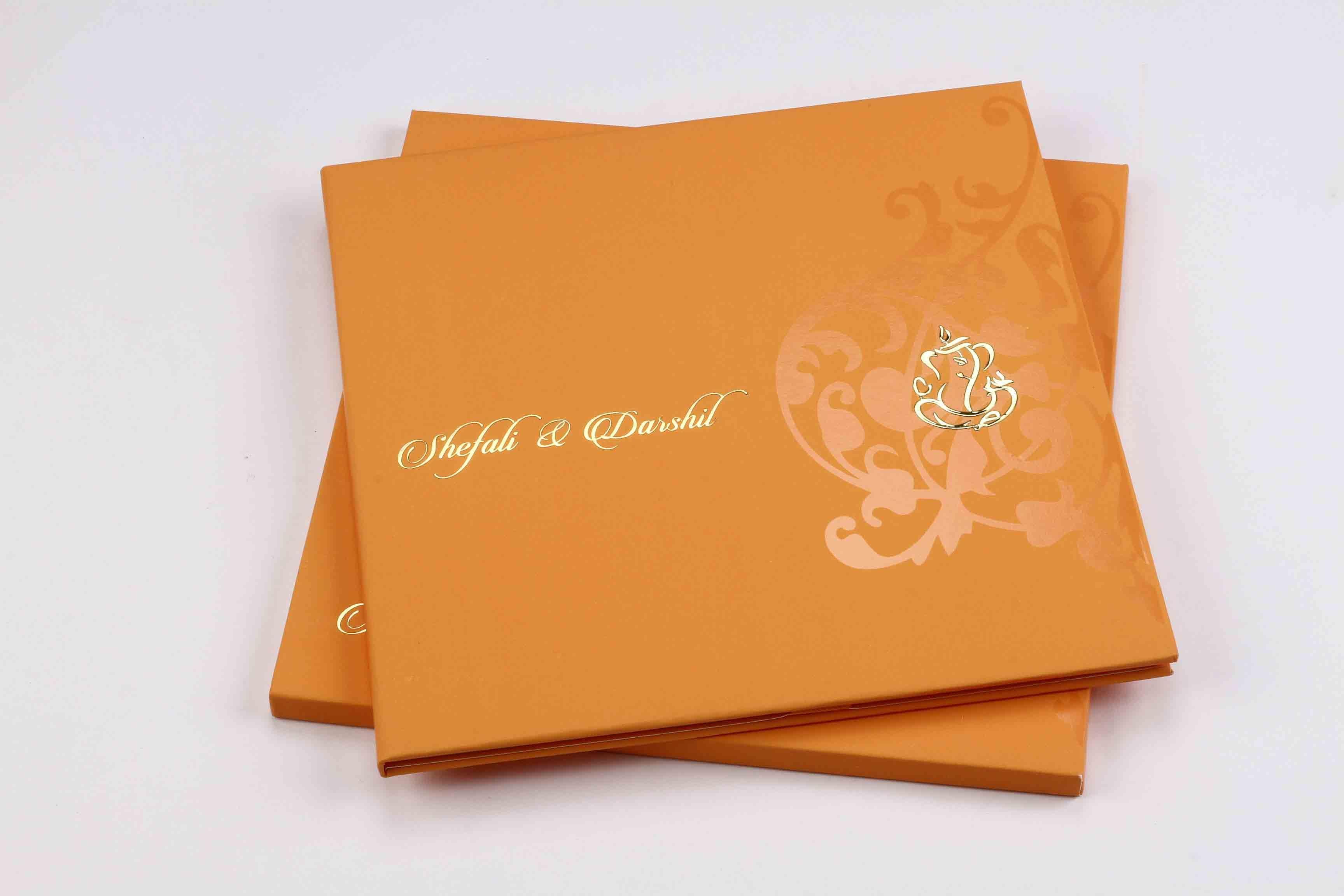 Royal Indian Wedding Card Royal Exclusive Designer Wedding
