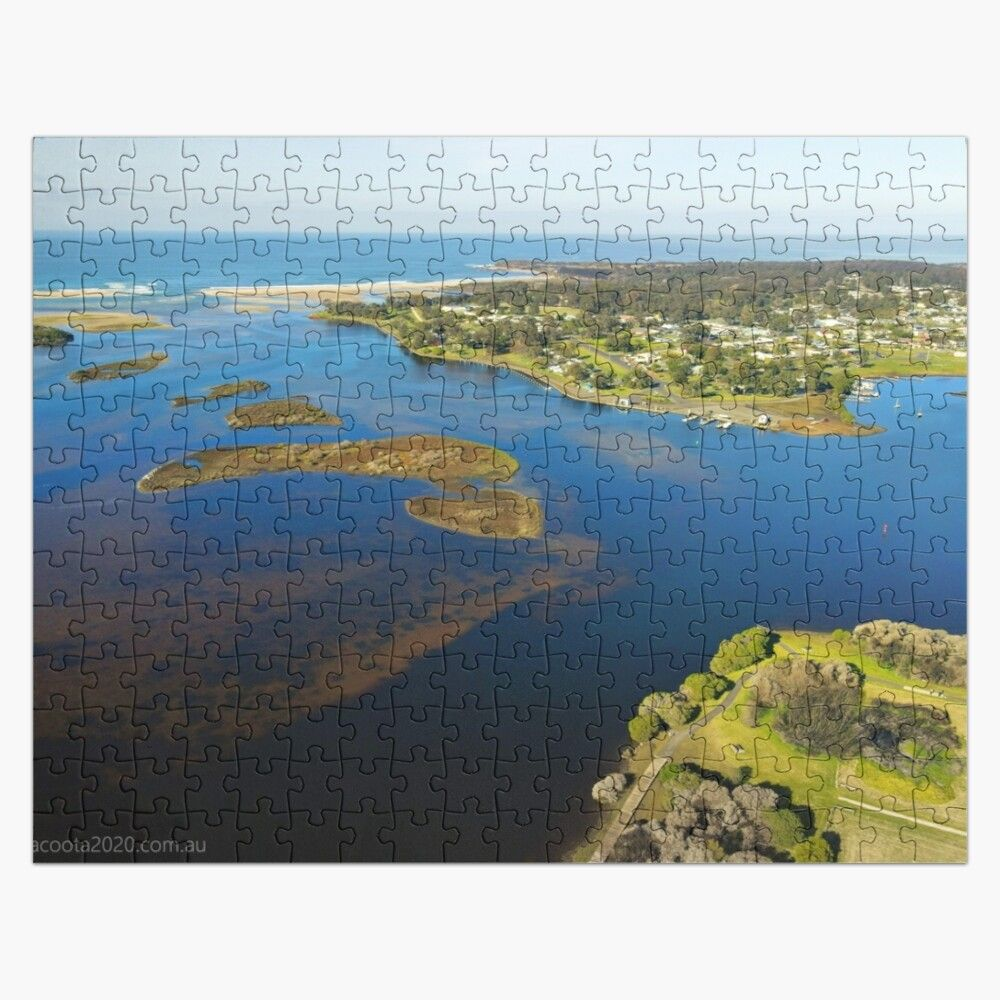 Get My Art Printed On Awesome Products Support Me At Redbubble Rbandme Https Www Redbubble Com I Jigsaw Puzzle Jigsaw Mall In 2020 Jigsaw Puzzles Inlet Art Prints