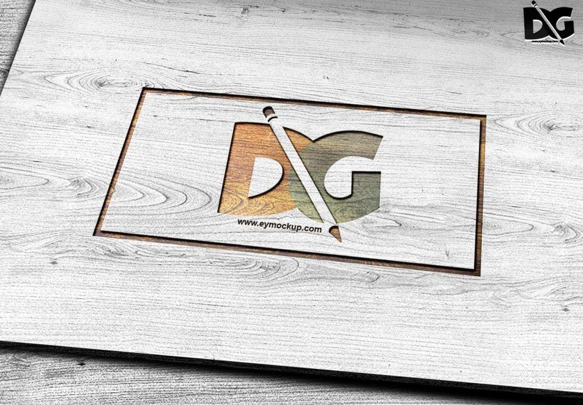 Download Free Wood Cutline Mock Ups Psd Free Mockup Mocking Psd